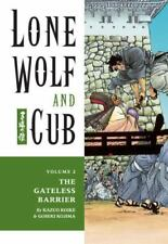 Lone Wolf and Cub: The Gateless Barrier Vol. 2 by Kazuo Koike (2000, Paperback)