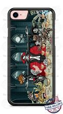 Halloween Monster Mash Dinner Party Phone Case for iPhone Samsung Google LG etc