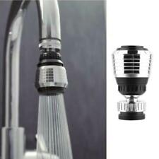 Kitchen 360 Rotatel  Swive Faucet Nozzle Torneira Water Filter Adapter Water