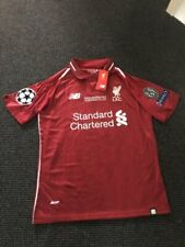 NB Liverpool Final Madrid jersey Champion League 18/19 Size: S - 2XL Limited