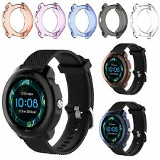 1x TPU Protect Case Anti-Scratch Watch Cover Shell for Garmin Vivoactive 3 Music
