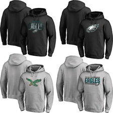 Philadelphia Eagles Football Hoodie Print Sweatshirt Rugby Team Pullover Coat