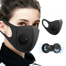 3D Sponge Breathable Face Cover PM2.5 Dust Mouth Reusable Anti Pollution Fashion