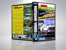 Sega Touring Car Championship - Saturn - Replacement - Cover/Case - NO Game