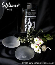 Softleaves X400  Silicone Breast Enhancers  AA B C DD E