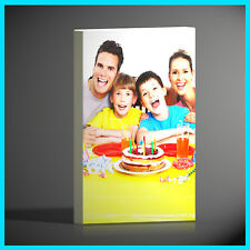 "YOUR PHOTO ON BOX CANVAS ART FROM 6""X8"" IN 3:4 RATIO"