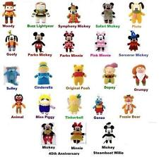 Disney Pook-A-Looz Plush Toys  - Mickey, Minnie, Muppets and Many More!!