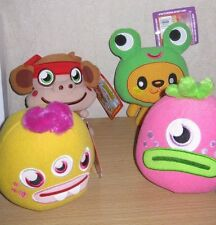 MOSHI MONSTERS PLUSH - WAVE 5 WITH 6 NEW DESIGNS - CHOOOSE ONE - BRAND NEW