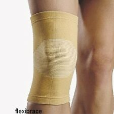 2 Knee Brace Support Elastic Sleeve Compression