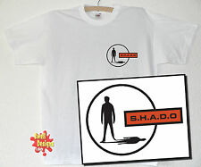 SHADO UFO sci fi 70s cult tv retro cool T shirt All Sizes