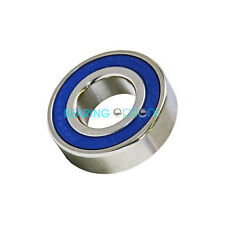 BEARINGS SIZES 6800 - 6809 2RS SS STAINLESS FREE UK NEXT DAY DELIVERY