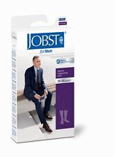 Jobst ForMen Mens Compression Knee Socks 30-40 mmhg Open Toe Supports Therapy OT