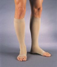 Jobst Relief Compression Knee Stockings 30-40 mmhg Supports Open Toe Therapeutic