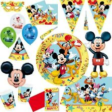 Disney Mick Maus Party Geburtstag Kindergeburtstag Mickey Mouse Donald Duck