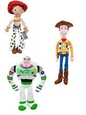 Toy Story character series Soft Toys Jessie, Sheriff Woody, Buzz Lightyear NEW