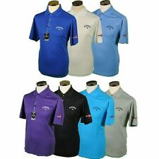 Callaway Golf Tour Chev Polo Shirts Many Sizes/Colours New 2012