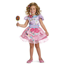 Toddler Candyland Girls Halloween Game Costumes