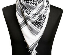 SHEMAGH Keffiyeh Headdress Arab Scarf Desert Face Wrap Skulls and Tactical