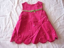 NWT Girl's Gymboree Cute As A Mouse pink jumper dress ~ 3 6 12 18 months