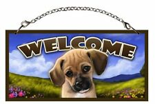 Select Your Breed All 4 Seasons Welcome Dog Sign featuring art of Scott Rogers