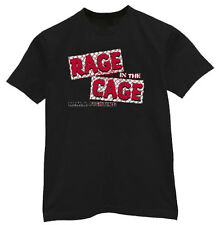 BIG & and TALL * Rage in the Cage MMA fighting design tee shirt tshirt
