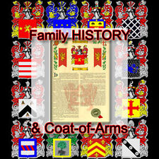 Armorial Name History - Coat of Arms - Family Crest 11x17 GUTIERREZ-TO-HER