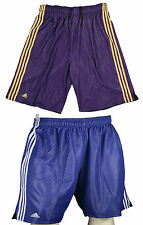 Adidas NBA Fusion Mens Basketball Shorts, Double Layered - Multiple Colors