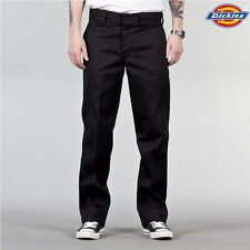 Dickies Slim Straight Work Pant black - 873 Hose Chino schwarz - Sonderpreis