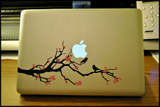 Laptop Decal: Cherry Blossom Tree-Apple Macbook Pro/HP/Sony/Acer