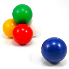 Practice Contact Juggling Ball - 70mm Practice Rubber Ball - Choice of Colours