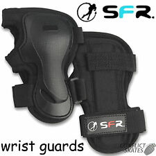 SFR Wrist Guards Protection Skateboard Snowboard Roller Derby Pair XS S M L XL