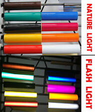 【HIGH Gloss】Reflective Sheet Vehicle Wrap Vinyl Sticker ALL SIZE / ALL COLOURS 1