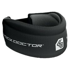 New ShockDoctor Ice Hockey Core BioFit NECK THROAT GUARD BNQ Certified Yth,Jr,Sr