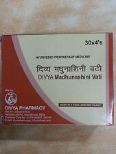 DIVYA MADHUNASHINI VATI EFFECTIVE & SAFE HERBAL MEDICINE FOR DIABETES CONTROL.