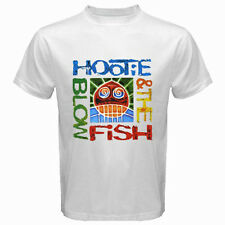 """Hootie and The Blowfish """"Cracked Rear View"""" Rock Band White T-Shirt Size S-3XL"""