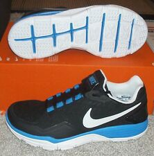 NEW NIKE FREE XILLA TR MENS Black Photo Blue $115 NIB NR