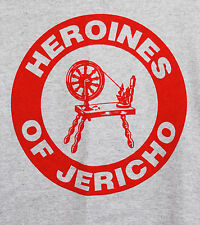 Heroines of Jericho T-Shirt (Gray)