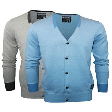 NEW MENS JACK & JONES JEANS GAME KNIT DESIGNER KNITTED CARDIGAN TOP SIZES S-XXL
