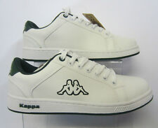 Mens Kappa 'Maresas Tennis' Lace Up Trainers, Colour- White&Green.   £19.99!!