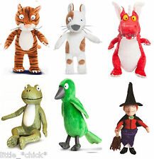 Room on the broom Witch cat dragon frog bird dog plush soft toy character Aurora