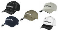 SHIMANO EMBROIDERED LOGO ADJUSTABLE HAT select colors