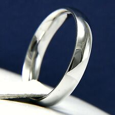 Wedding Band Mens Stainless Steel Engagement Anniversary Bridal Ring