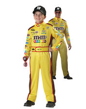 NASCAR Race Car Driver Kyle Busch Child Costume