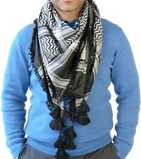 Shemagh Keffiyeh Palestinian Scarf (Yasser Arafat Style) - 10 colours available!