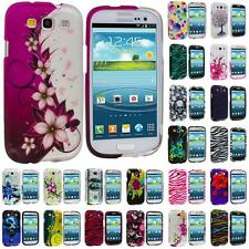 Design Hard Snap-On Case Cover Accessory for Samsung Galaxy S III S3 Phone