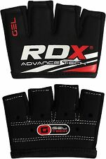 RDX GEL Knuckle Pads Hand Wraps Gloves MMA,Boxing Punch Bag Bandages Muay Thai U