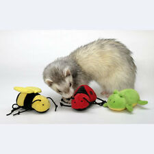 Ferret Toys for hours of enjoyment Treat Ball, pull n go, tumble toy, polar bell