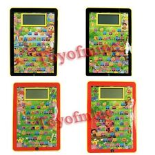 English Learning Pad Computer Tablet Education Machine for3+ Kids