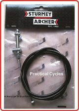Sturmey Archer Drum Brake Cable Full Assembly - for Sturmey Drum Brakes