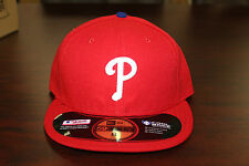 Philadelphia Phillies MLB On Field Cap New Era 59 Fifty Fitted Hat Authentic